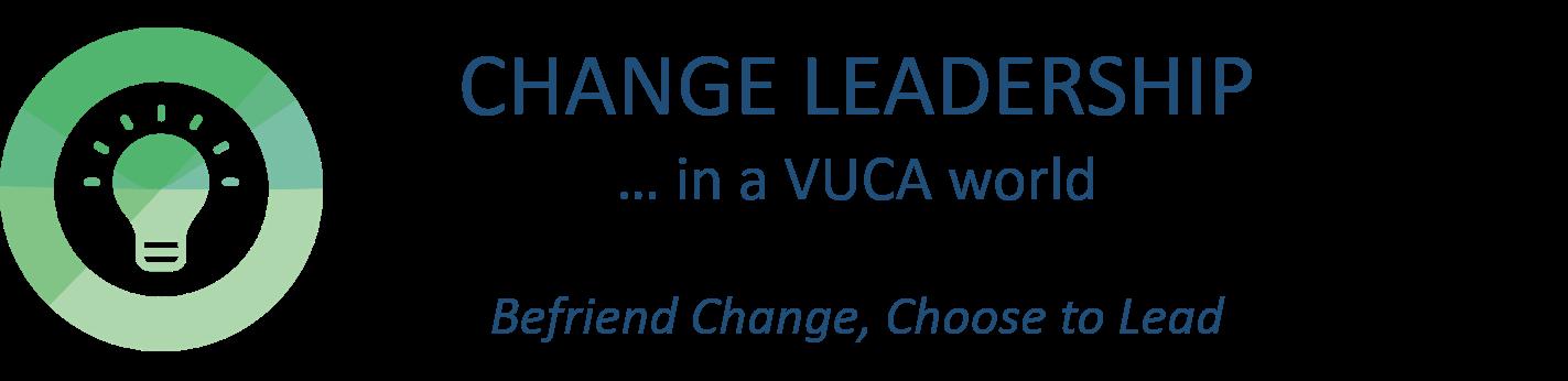 Change leadership course